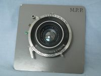 '   89MM -MPP- ' Wray 89mm f6.3 Lens on MPP  Plate c/w Synchro Compur P Shutter -NICE- £99.99